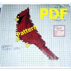 PDF Cross Stitch, Needlepoint Patterns