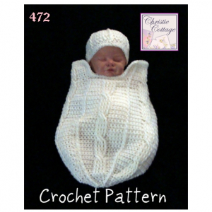 PDF Patterns, Crochet