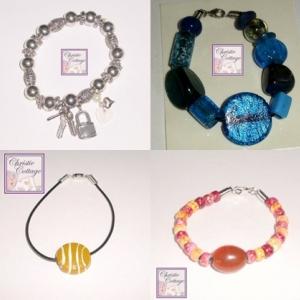 Bracelets, Handmade