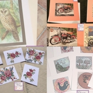 Greeting Cards, Note Cards, Tags