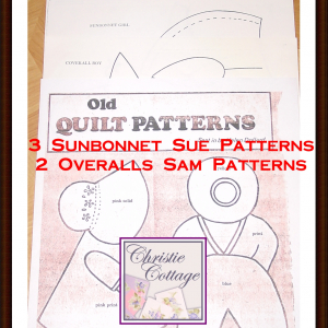 Sewing Patterns PDFs