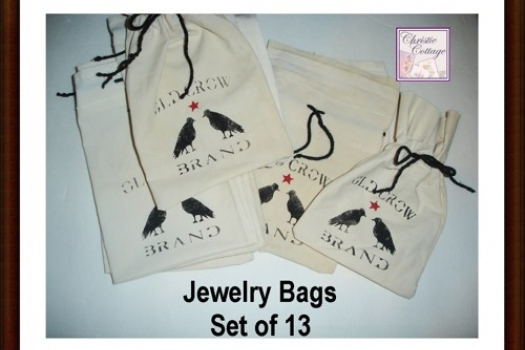 Jewelry Bags, Soap Bags, 13