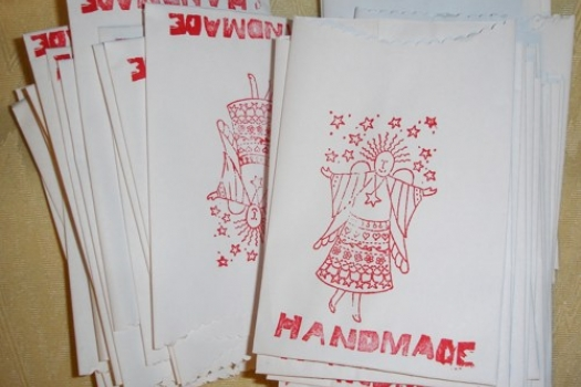 Craft show bags,