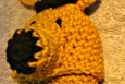 Giraffe Cell Phone, Camera, Bottle Pouch , Crochet Pattern, PDF
