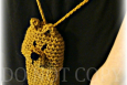 Bear Cell Phone Pouch - Crochet Pattern - PDF