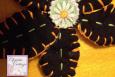 Daisy Applique, Handmade in America 001