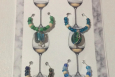 Wine Glass Charms Display Card, PDF