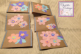 Handmade Gift Card Holders, Envelopes Set of 6, Made in America