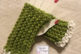 Ready to Ship Fingerless gloves for little girl