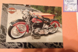 Set of 2 Cards Sturgis Cards with Harley-Davidson's at Sturgis