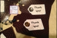 Thank You Hang Tags, Made in America