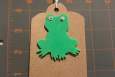 Hang Tags, Frogs