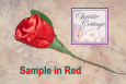 pattern Wedding Roses for Rice Bird Seed or Candy PDF