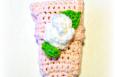 Pretty in Pink Cell Phone, Crochet Pattern, pdf