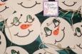 Handpainted Snowmen Gift Tags