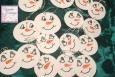 Snowmen Gift Tags, Set