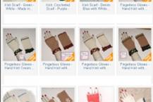 Sold Fingerless Gloves